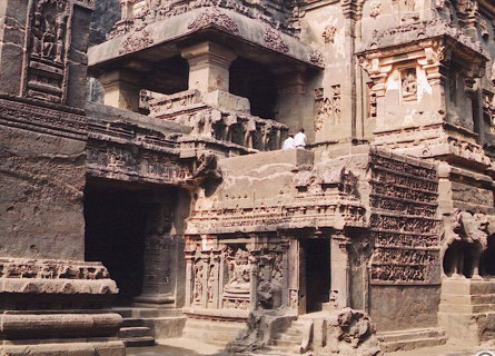 About Ellora Caves