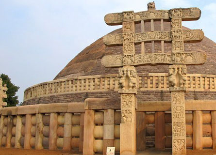 About Sanchi